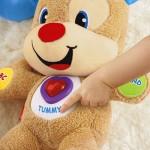 Игрушка Умный щенок Fisher-Price. Выбор игрушек фишер прайс