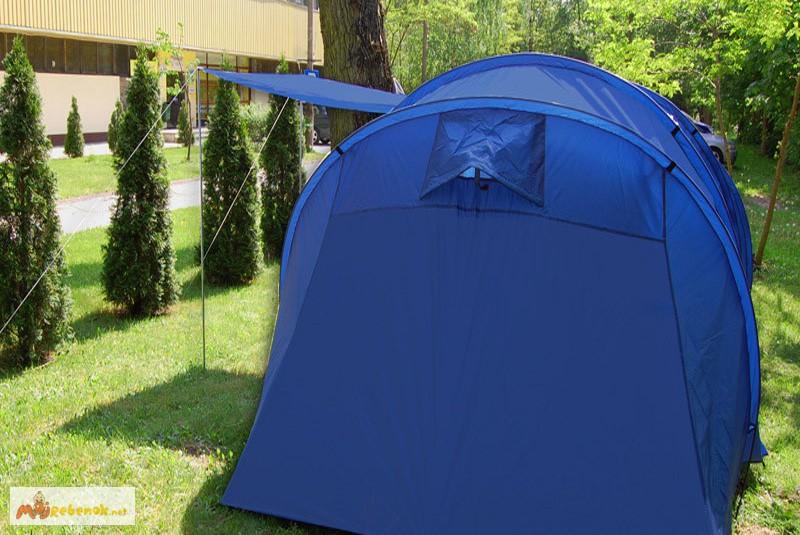Фото 3. Палатка Presto LOFOT 4 местная
