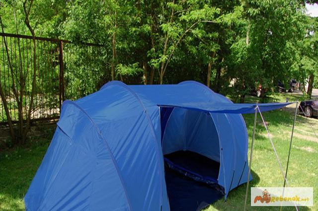Фото 6. Палатка Presto LOFOT 4 местная