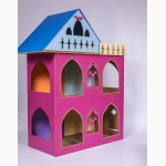 Большой складной домик в стиле Монстер Хай. Самый лучший подарок для ребенка