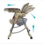 Стульчик для кормления CARRELLO Caramel CRL-9501