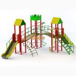 Игровые площадки и комплексы от производителя