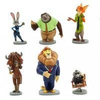 Игровой набор фигурок Зверополис / Zootopia