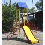 Игровые детские площадки и комплексы от производителя
