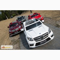 Электромобиль Mercedes-Benz GL63 AMG