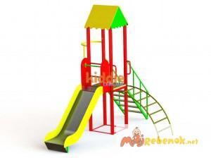 Фото 3. Детские игровые комплексы от производителя