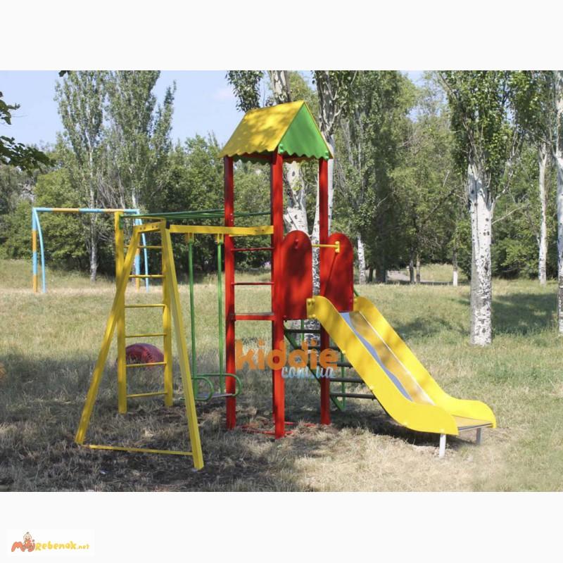 Фото 6. Детские игровые комплексы от производителя