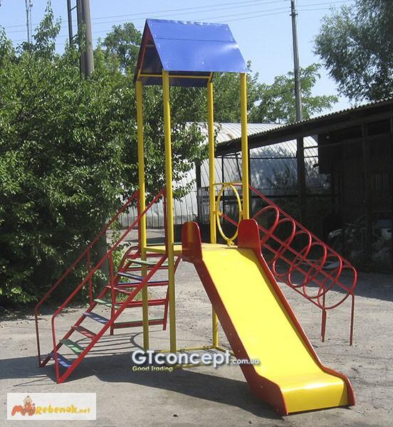 Фото 7. Детские игровые комплексы от производителя