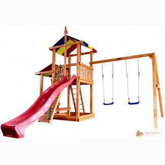 Детский игровой комплекс +для дачи BL-7