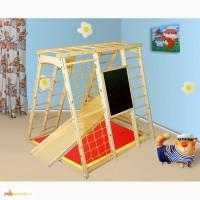 Детский спортивно-игровой комплекс Кораблик сосна