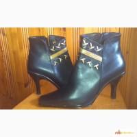 Женские ботинки демисезонные, натуральная кожа, р.38, новые, цена 200 грн