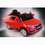 Детский электромобиль AUDI 805 колеса EVA
