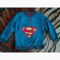 Супер стильная кофта супермена