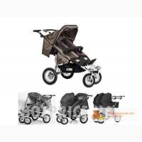 Куплю детскую коляску б/у для двойни TFK Twinner Twist Duo.