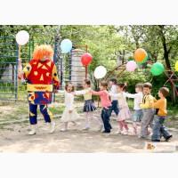 Клоуны на день рождения, г. Николаев, Саша и Наташа .