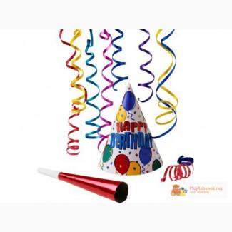 Интернет-магазин воздушных шаров и товаров для праздника в Броварах.