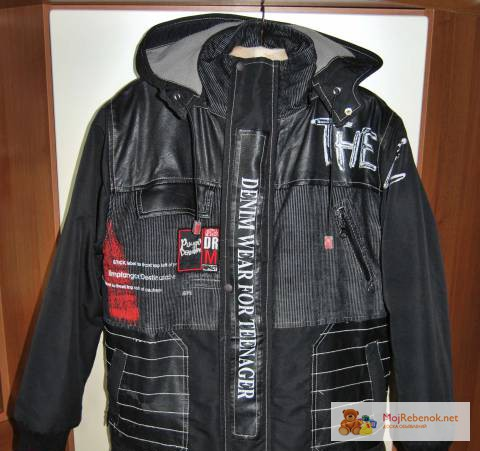 Зимова куртка для хлопчика зростом 128-140см Краснодар Куплю детские.