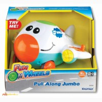 Музыкальная игрушка Веселый самолет K31519 Keenway