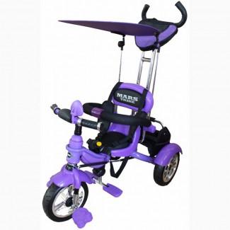3-х колесный велосипед Mars Trike на надувных колесах