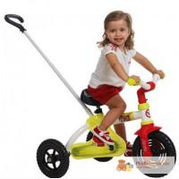 Трехколесный велосипед Smoby Маленький гонщик