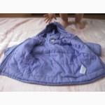 Курточка для девочки 6-9 мес