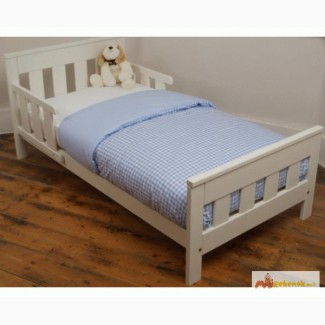 Детская, подростковая кровать Элла из массива дерева
