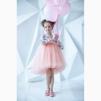 Платье для девочки 38-7002 zironka рост 80, 86, 92
