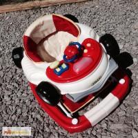 Ходунки Tilly bt-bw-0002 red с качалкой