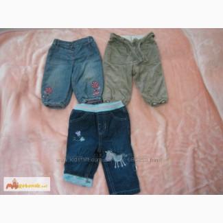 Джинсики для маленькой модницы