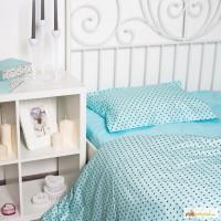 Детское постельное белье в кроватку Польша, Графитовые звезды
