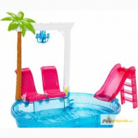 Бассейн для Барби Barbie Glam Pool