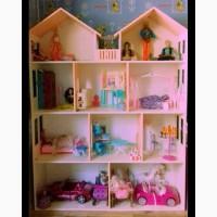 Кукольный домик, домик для Барби, ляльковий будиночок, Кукольный домик