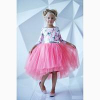 Платье для девочки 38-7003-2 zironka рост 140, 146