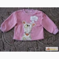 Теплый свитерок для девочки
