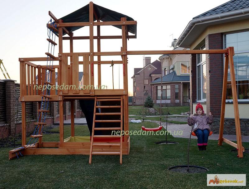 Фото 3. Игровой комплекс для детей