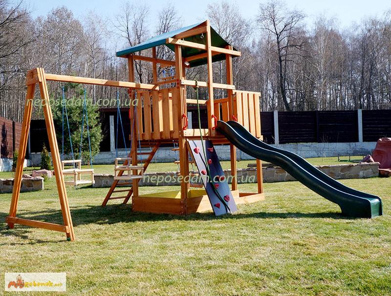 Фото 4. Игровой комплекс для детей
