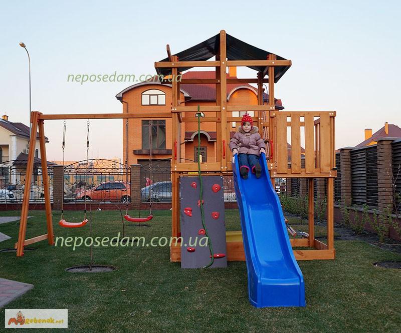 Фото 5. Игровой комплекс для детей