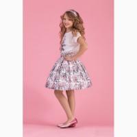 Комплект для девочки 64-8007-3 zironka рост 134, 140, 146
