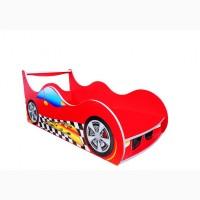 Кровать машина Forsage Детская кровать машина.Forsage. БЕСПЛАТНО доставка