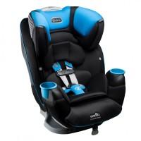 Максимально безопасное автокресло Safemax Platinum Evenflo 0-12 лет