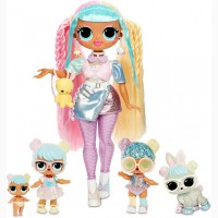 L.O.L. Surprise O.M.G. Candylicious Fashion Doll / Кукла Лол Омг Леди Кендилишес
