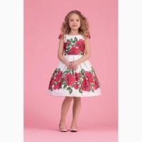 Платье для девочки 38-8002-5 zironka рост 98, 104, 110