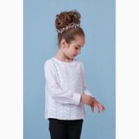 Блуза для девочки 26-8073-1 zironka рост 116