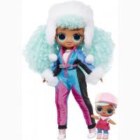 Кукла Ледяная Леди Оригинал L.O.L. Surprise / Лол Омг