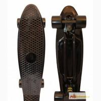 Скейт PENNY 22 Black Chrome