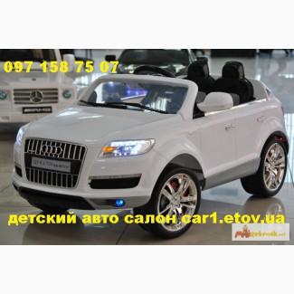 Джип-электромобиль Ауди Q7