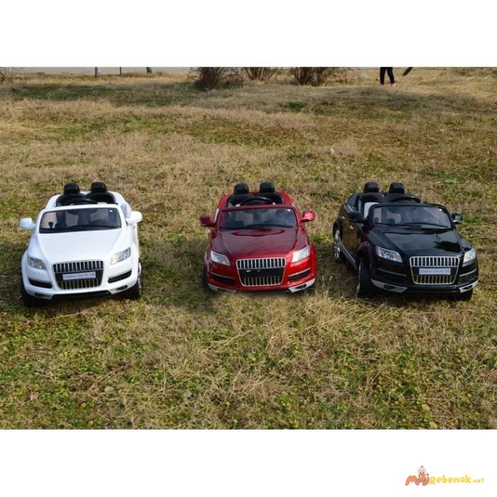 Фото 3. Джип-электромобиль Ауди Q7