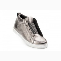 Кожаные ботинки для девочек тм FeSS