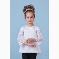 Блуза для девочки 26-8079-1 zironka рост 122, 128, 134, 140, 146, 152