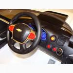 Детский электромобиль Chevy Colorado FT 1602, резиновые колеса, р/у 2.4G, 9 км/ч